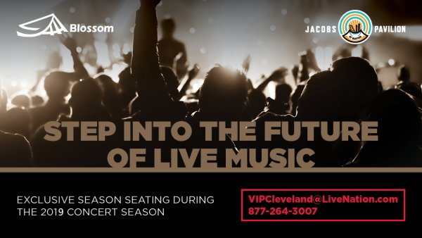 None - Win a Live Nation Premium Seat Experience