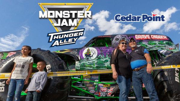 None - Win Cedar Point Monster Jam VIP Tickets!