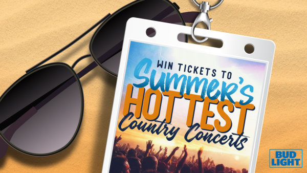 None -  Win Tickets to Summer's Hottest Country Concerts