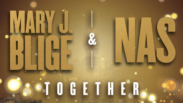 None - Mary J Blige Winning Weekend