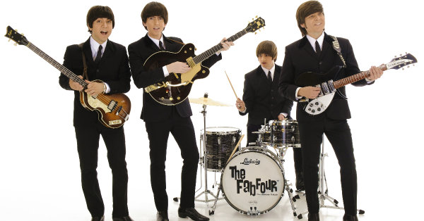 None - The Fab Four