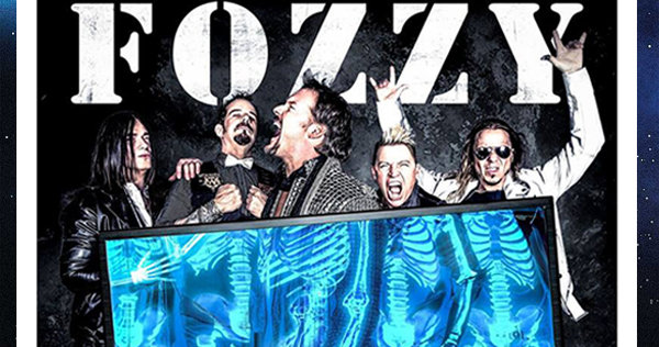 98ROCK Presents Fozzy Live In Concert