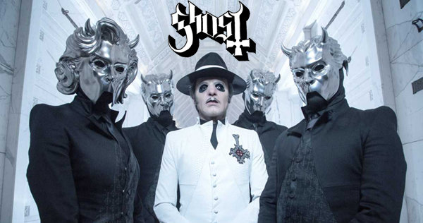 98ROCK Presents Ghost Live