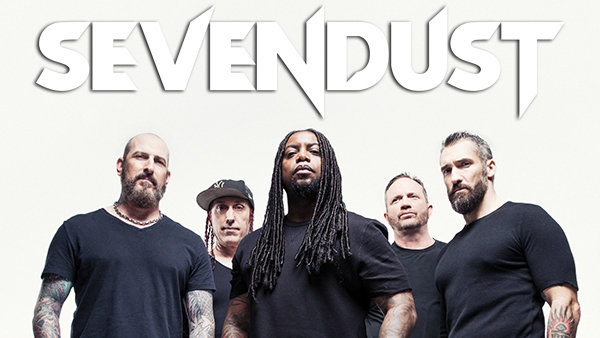 Win Tickets To See Sevendust In Concert