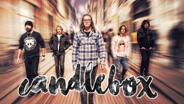 None -  Win Candlebox Tickets