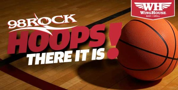 None - 98ROCKs Hoops There It Is presented by Winghouse