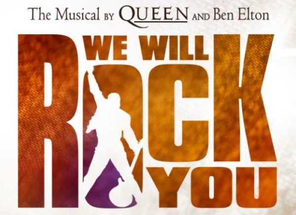 None -  We Will Rock You - The Musical