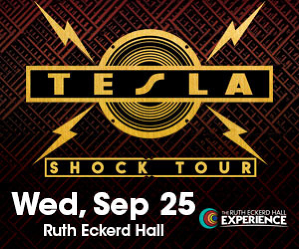 None - Tesla Ruth Eckerd Hall September 25th