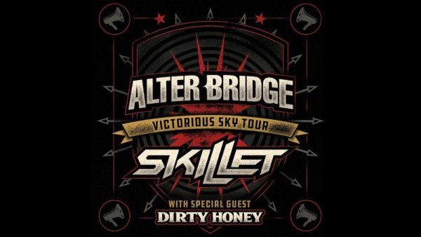 None - Alter Bridge with Skillet & Dirty Honey