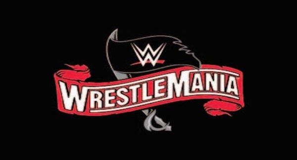 None - Wrestlemania 36