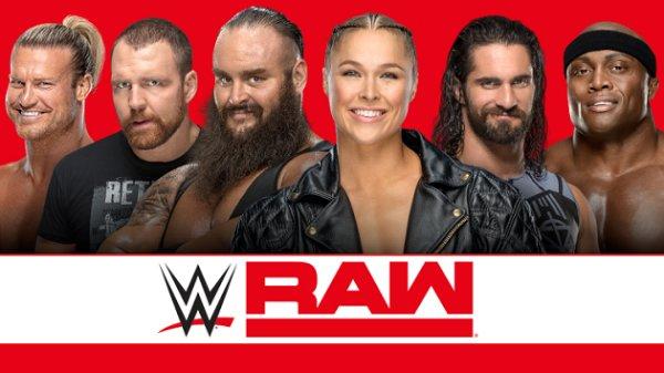 None -  Win WWE Presents Monday Night Raw Tickets