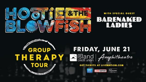 None - Win Hootie & the Blowfish Tickets