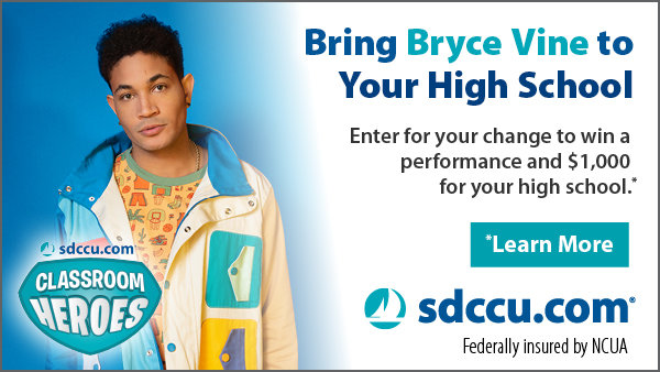 None - Bring Bryce Vine to Your High School