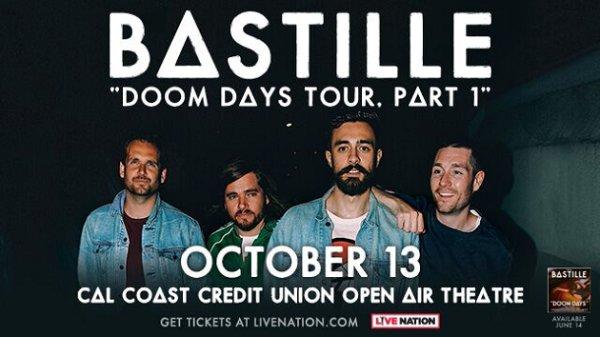 None - Win Bastille Tickets