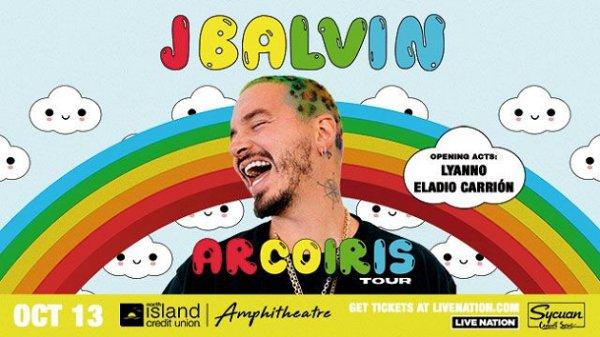 None - Win J Balvin Tickets