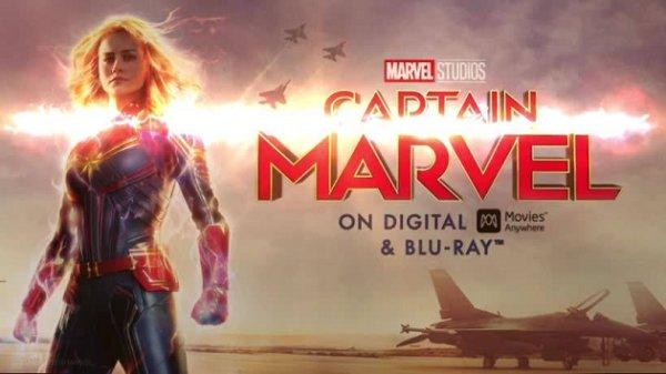 None -  Win a digital copy of Marvel Studios' Captain Marvel + dinner at On The Border