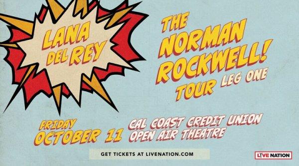 Win Lana Del Rey Tickets