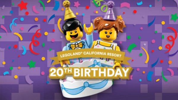None - Win LEGOLAND® California Resort Tickets