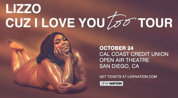 None - Win Lizzo Tickets from Channel 933