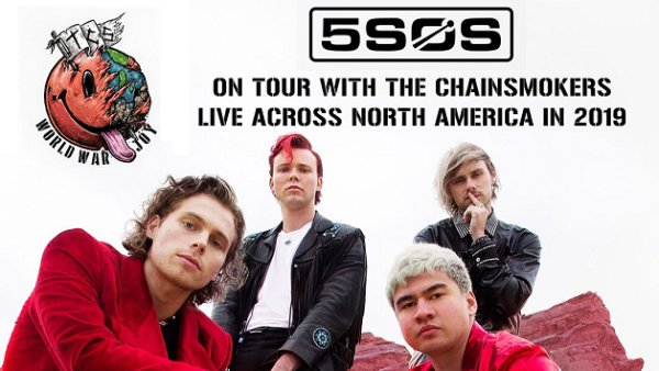 None - Channel 933 has your chance to Meet 5SOS!