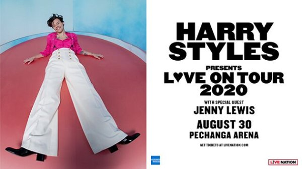 image for Win Harry Styles Tickets