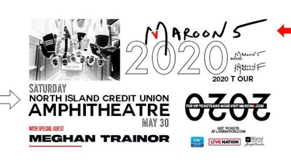 None - Win Maroon 5 Tickets