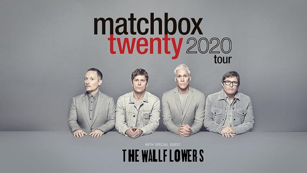image for Win Matchbox Twenty Tickets