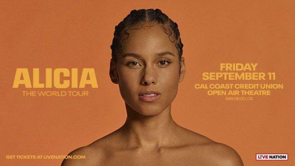 None - Win Alicia Keys Tickets