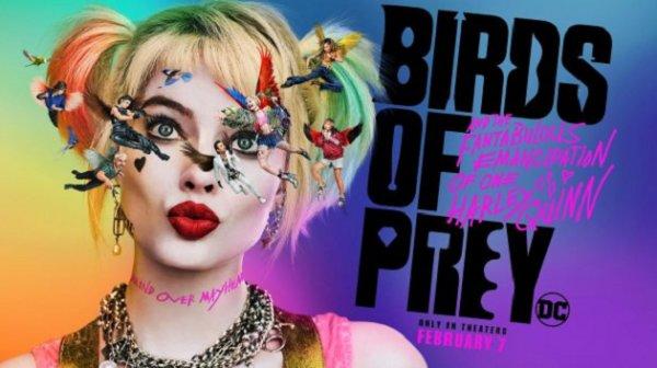 None - Win Birds of Prey Advance Screening Passes + San Diego Zoo Tickets