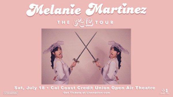 image for Win Melanie Martinez Tickets