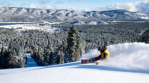 image for Win Big Bear Mountain Resort Lift Tickets