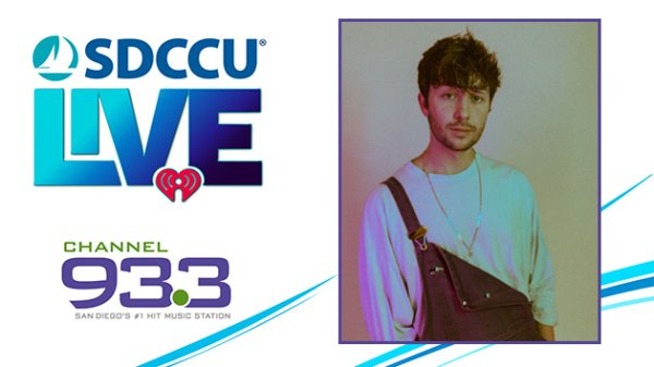image for Win tickets to Christian French at SDCCU® LIVE