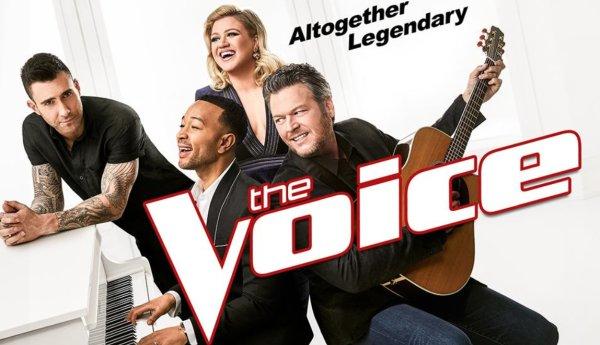 None - Win $400 courtesy of The Voice