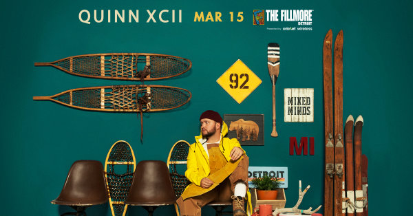 None -  Win tickets to Channel 955 presents Quinn XCII