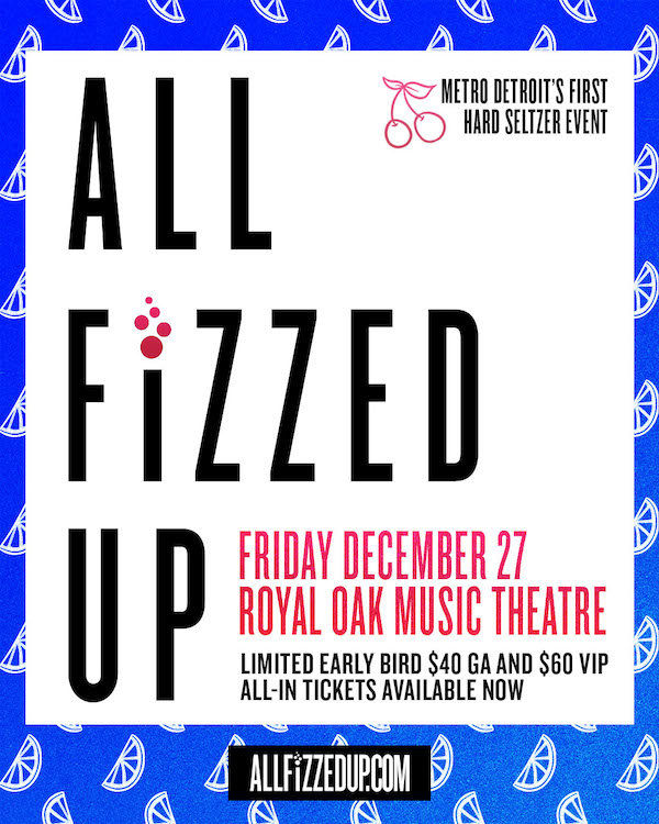 None - Enter For Your Chance To Win A Pair Of Tickets To 'ALL FiZZED UP'