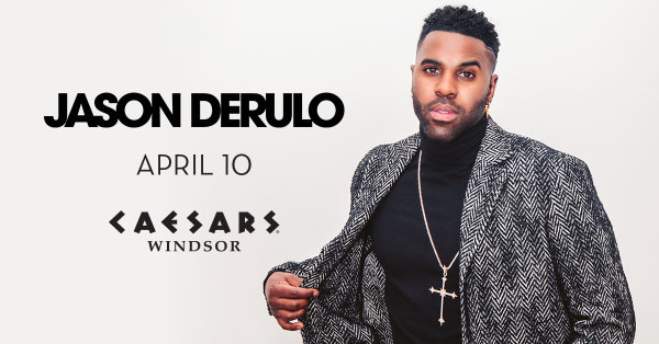 image for Win tickets to see Jason Derulo!