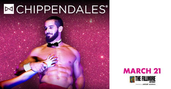 image for Enter to win a pair of tickets to see Chippendales