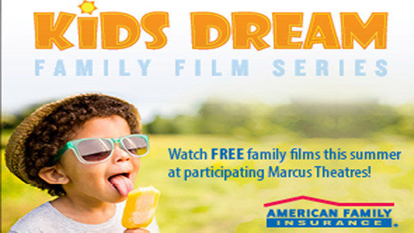 None - American Family Insurance Kids Dream Family Film Series