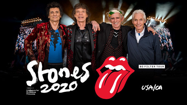 image for The Rolling Stones Tickets
