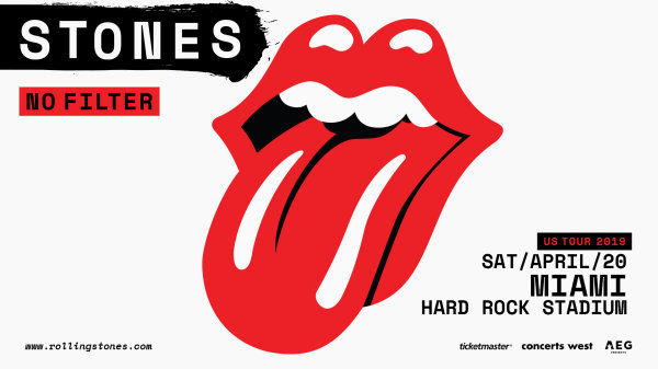 None - Enter to Win a Pair of Tickets to See The Rolling Stones!