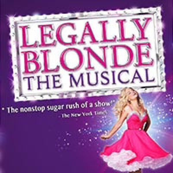 None - Legally Blonde @ The Sunrise Theatre!