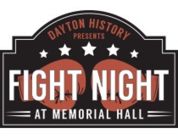 None - Dayton History presents Fight Night