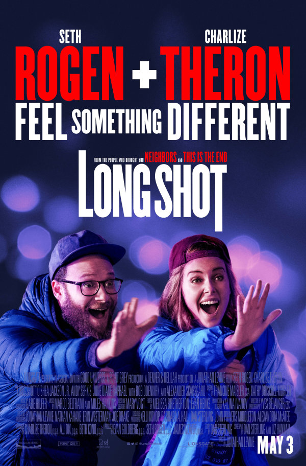 None - You're invited to an advance screening of LONG SHOT
