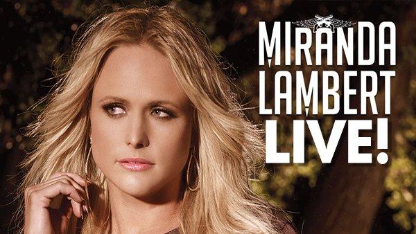 None - Miranda Lambert Wild Card Tour