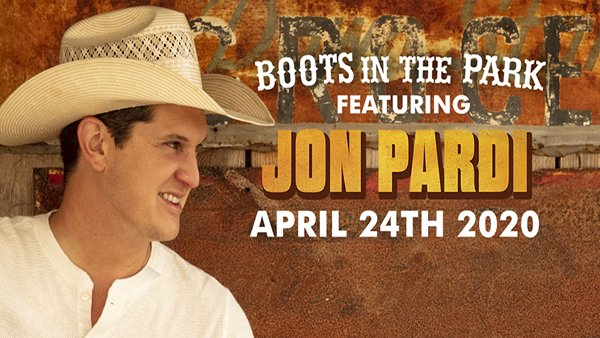 None - Boots In The Park: Jon Pardi!