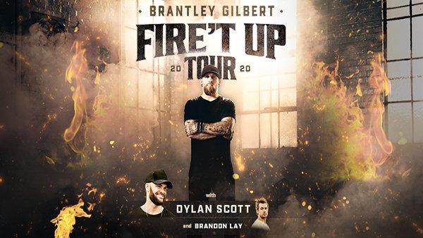 None - Brantley Gilbert