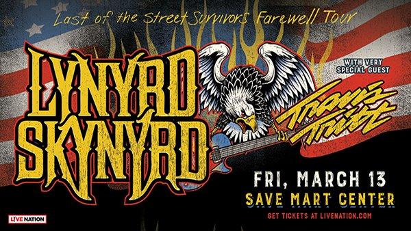 None - Win Tickets To See Lynyrd Skynyrd!