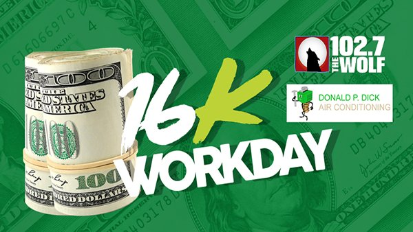 None - 16K Workday!