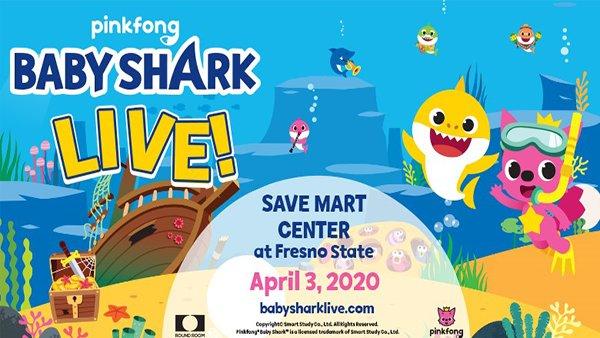 None - Baby Shark Live!