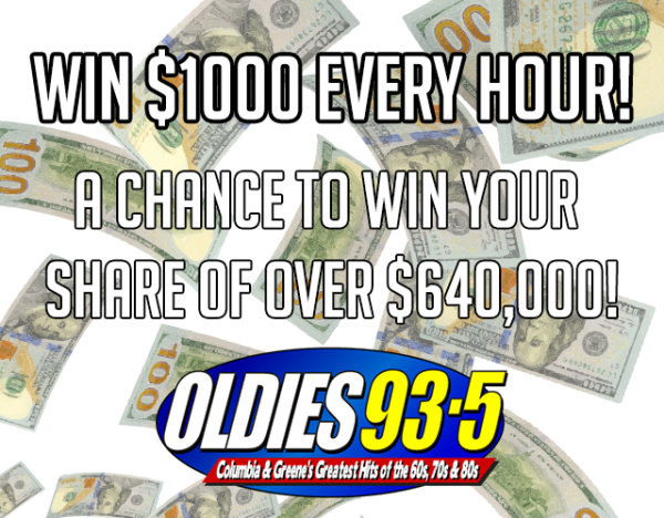 None - Non-Stop $1,000 Giveaway